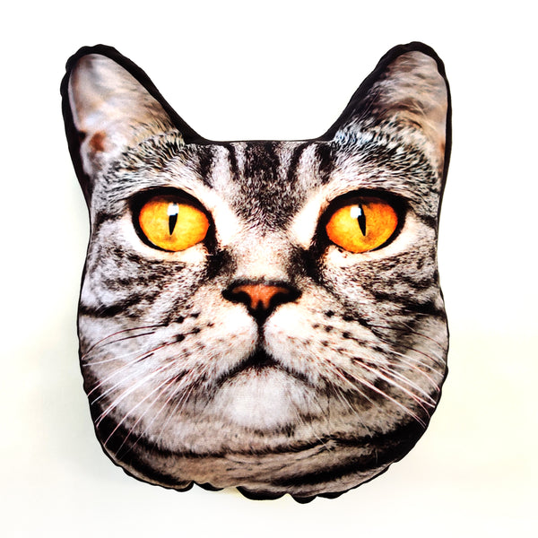 pet face cushion cat dog gifts