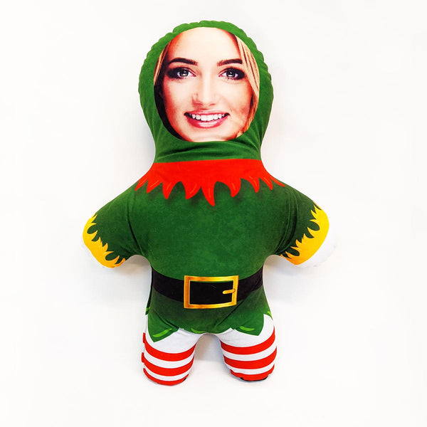 elf mini me doll