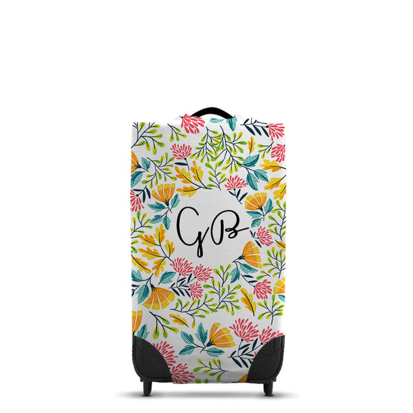 Personalised Floral CaseSkin - Small