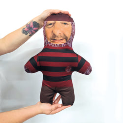 Freddy Doll  - Personalised Mini Me Doll