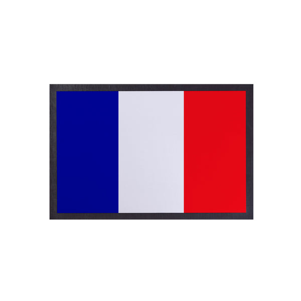 France Flag - Door Mat