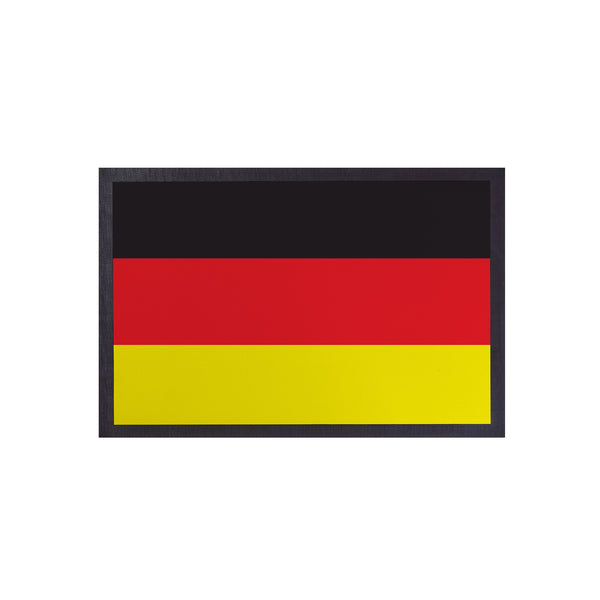 Germany Flag - Door Mat