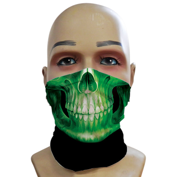 Green Grim Reaper - Mini Snood