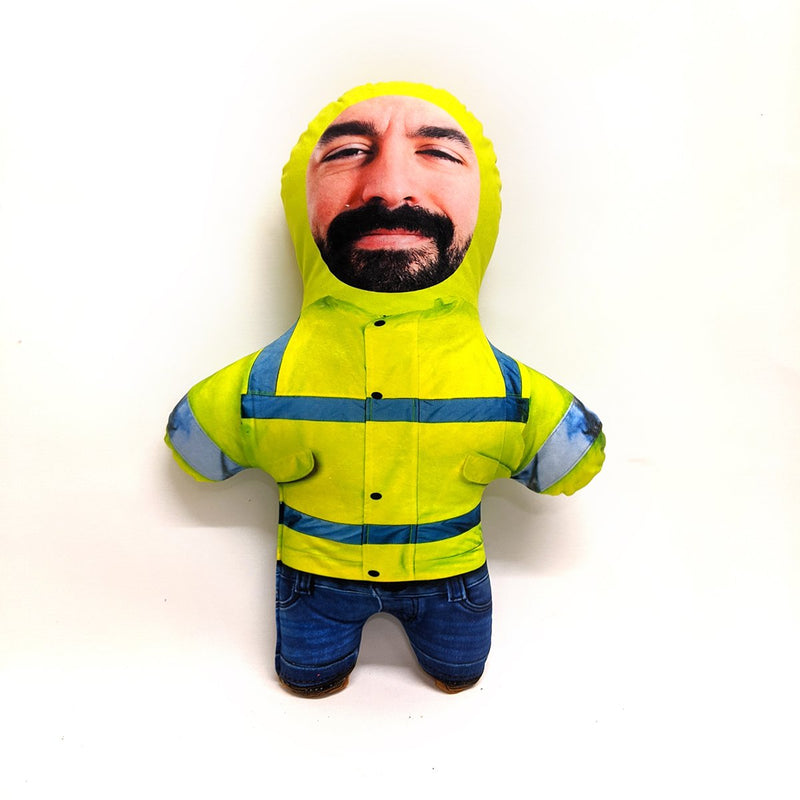 hi-vis mini me doll builder