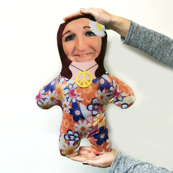 Hippy - Personalised Mini Me Doll