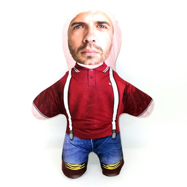 Skinhead Mini Me Doll