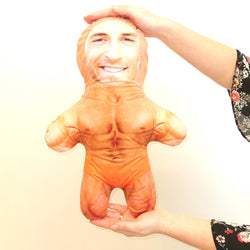 Muscle Man Mini Me Doll