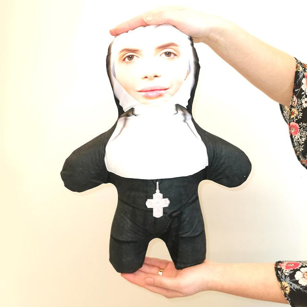 Nun Mini Me Doll