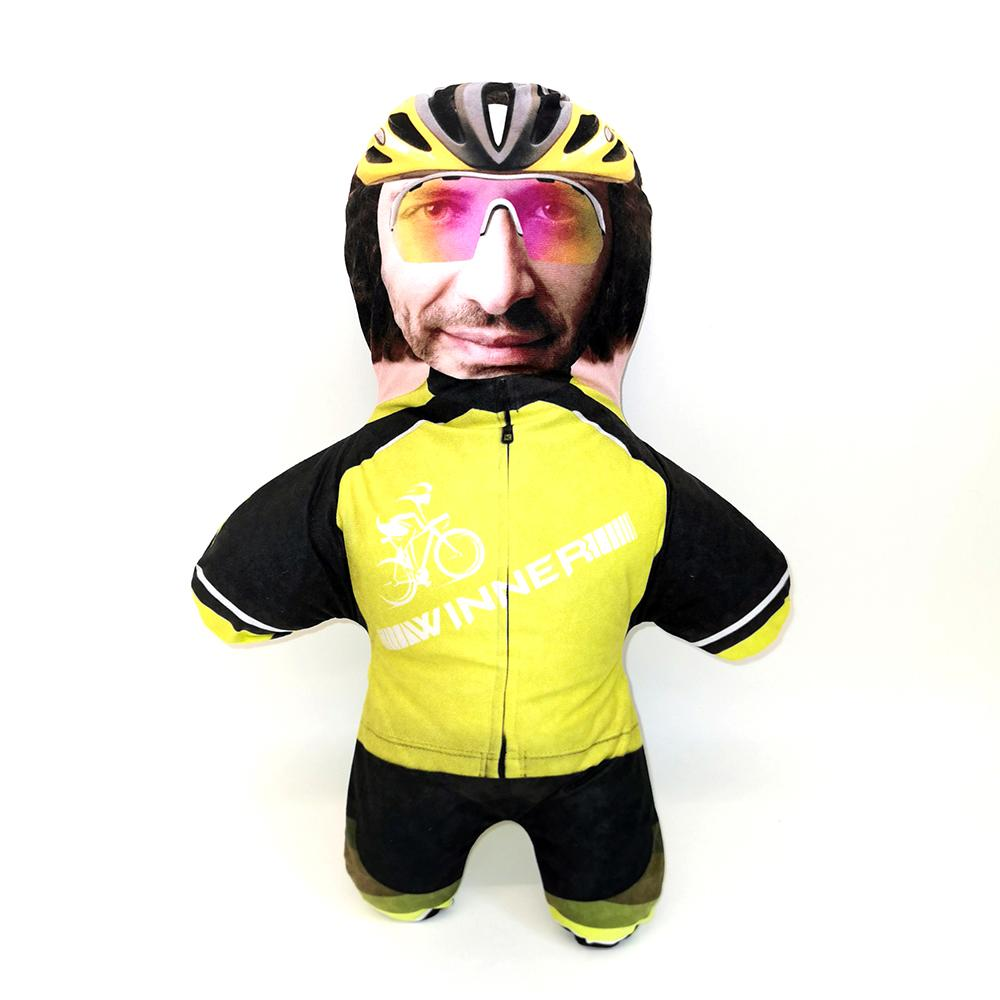 Cyclist Mini Me Doll