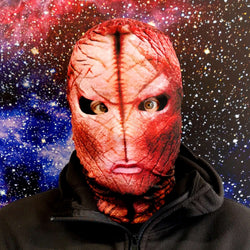Alien Red Halloween Mask