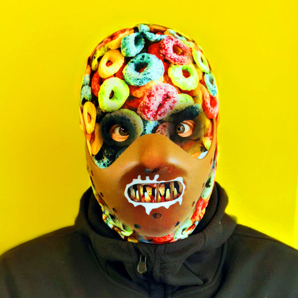 Cereal Killer Horror Mask
