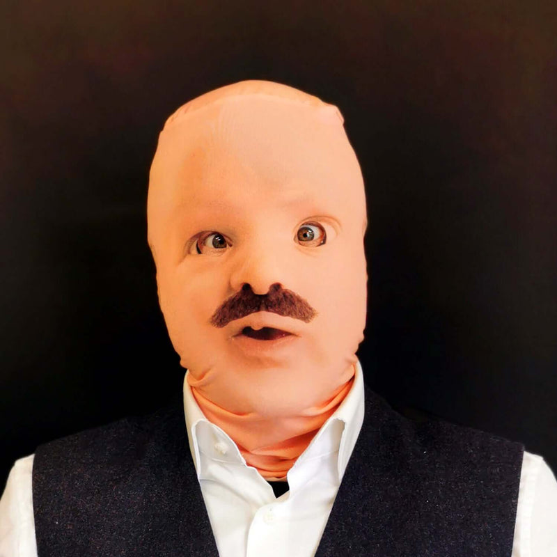 Baby Moustache - Faceskin