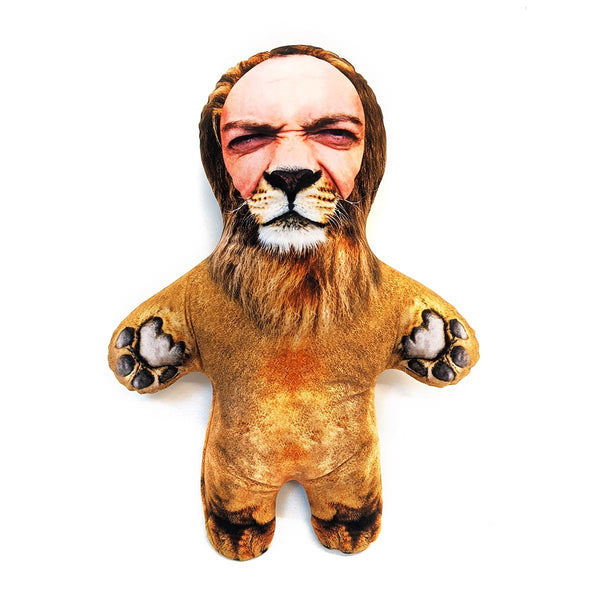 lion mini me doll