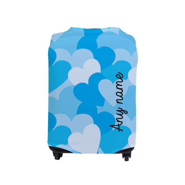 Personalised Suitcase Cover Skin