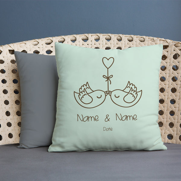 Love Birds - 45cm Cushion