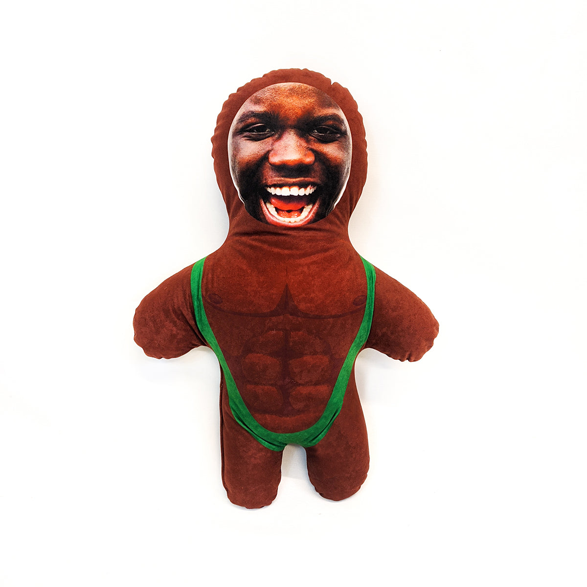 mankini dark mini me doll