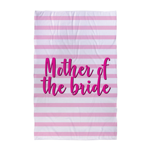 Mother of the Bride - Wedding Towel