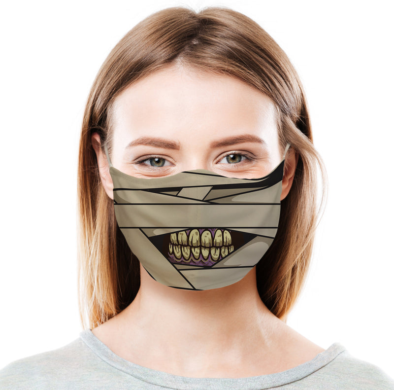 Mummy Protective Face Mask