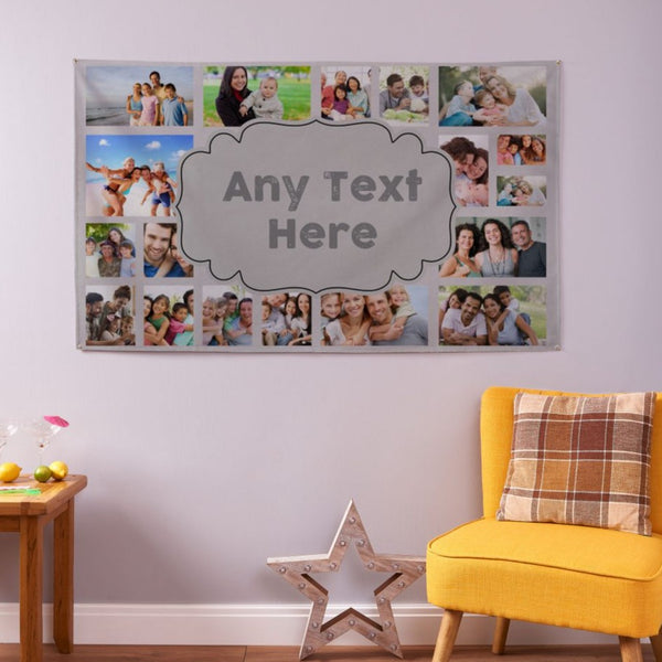 Photo Banner - 5ft x 3ft