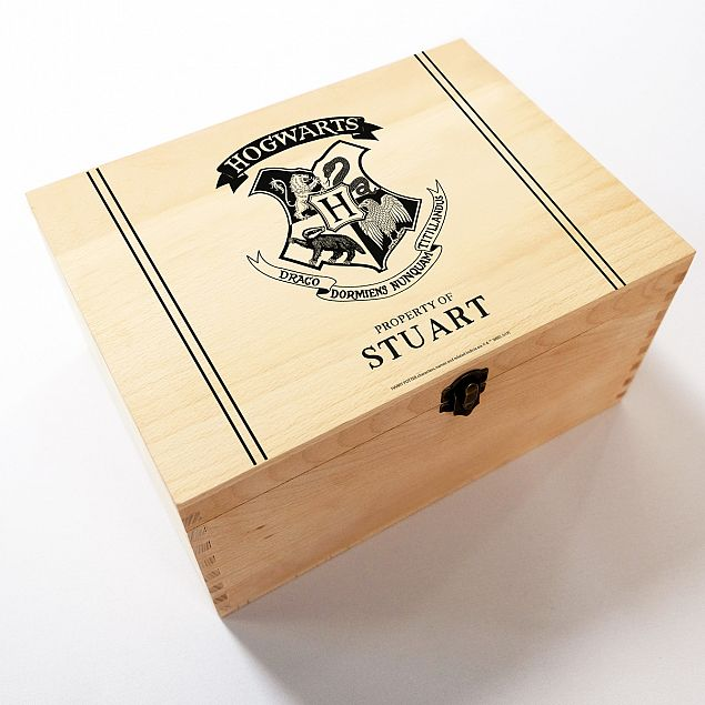 Personalised Harry Potter Christmas Eve Box
