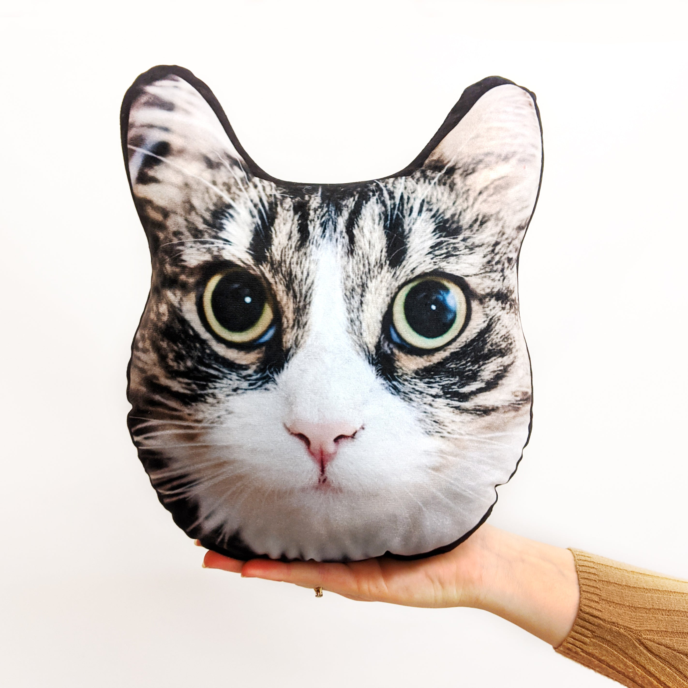 personalised pet face cushion | Cat Cushion