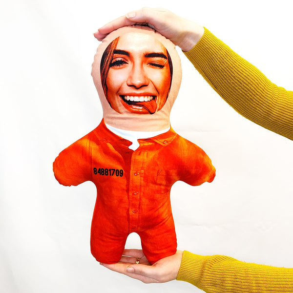 prisoner mini me doll
