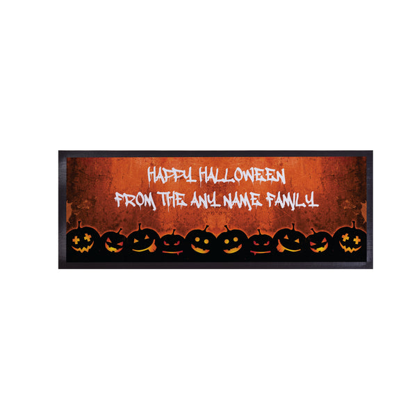 Happy Halloween - Bar Runner