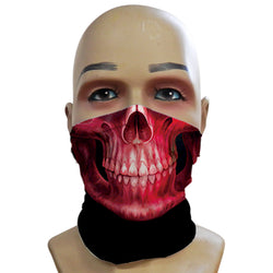 Red Grim Reaper - Mini Snood
