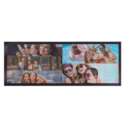 Photo Collage Bar Runner