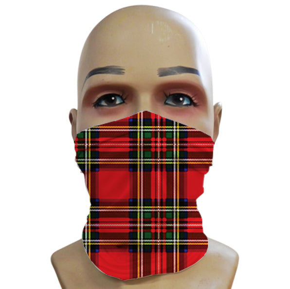 Royal Stewart Tartan - Mini Snood