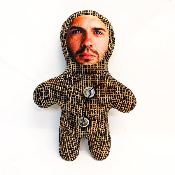 voodoo sack mini me doll