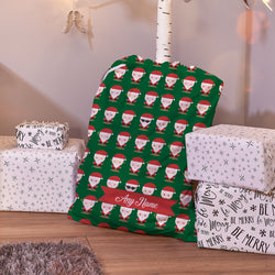 Scatter Santa - Personalised Santa Sack