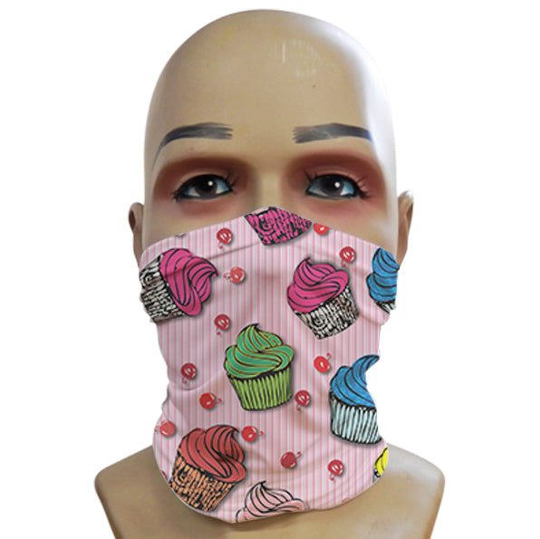 Cupcakes - Mini Snood