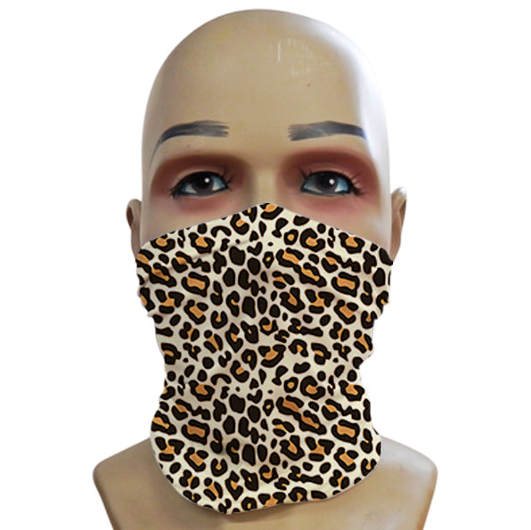 Leopard Print - Mini Snood