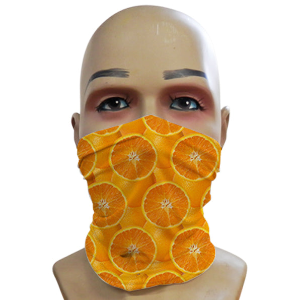 Oranges - Mini Snood