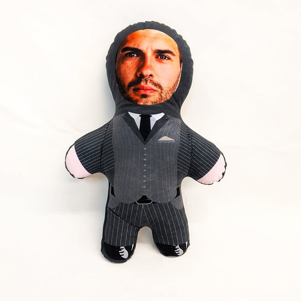 suit yuppy mini me doll