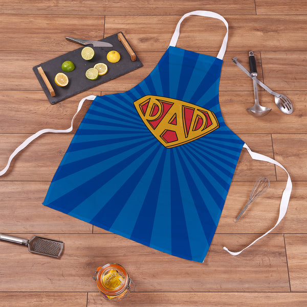 Super Dad - Adults Apron