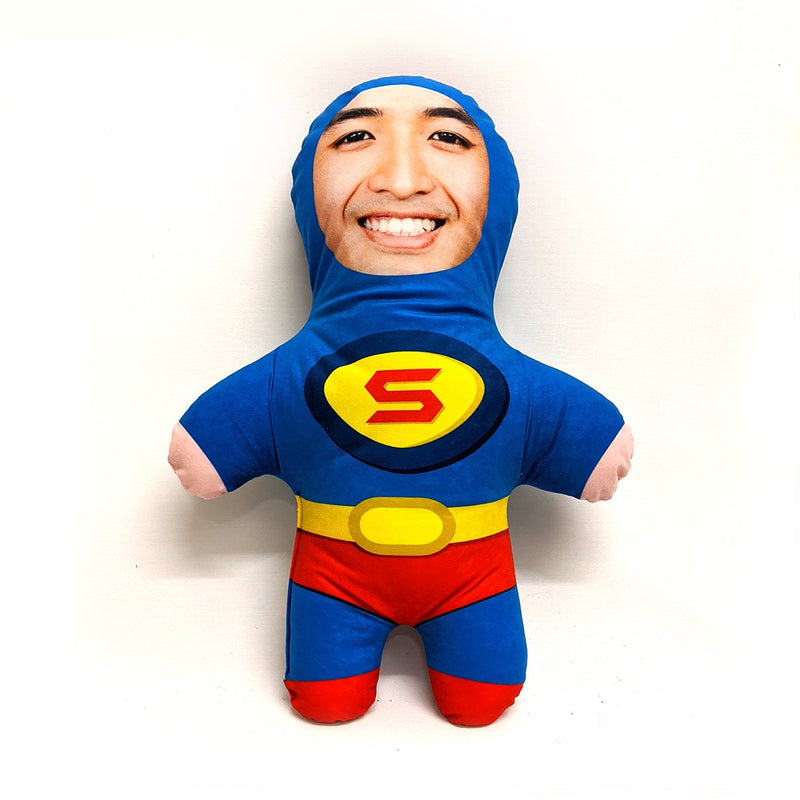 superhero mini me doll