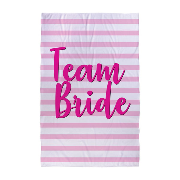 Team Bride - Wedding Towel