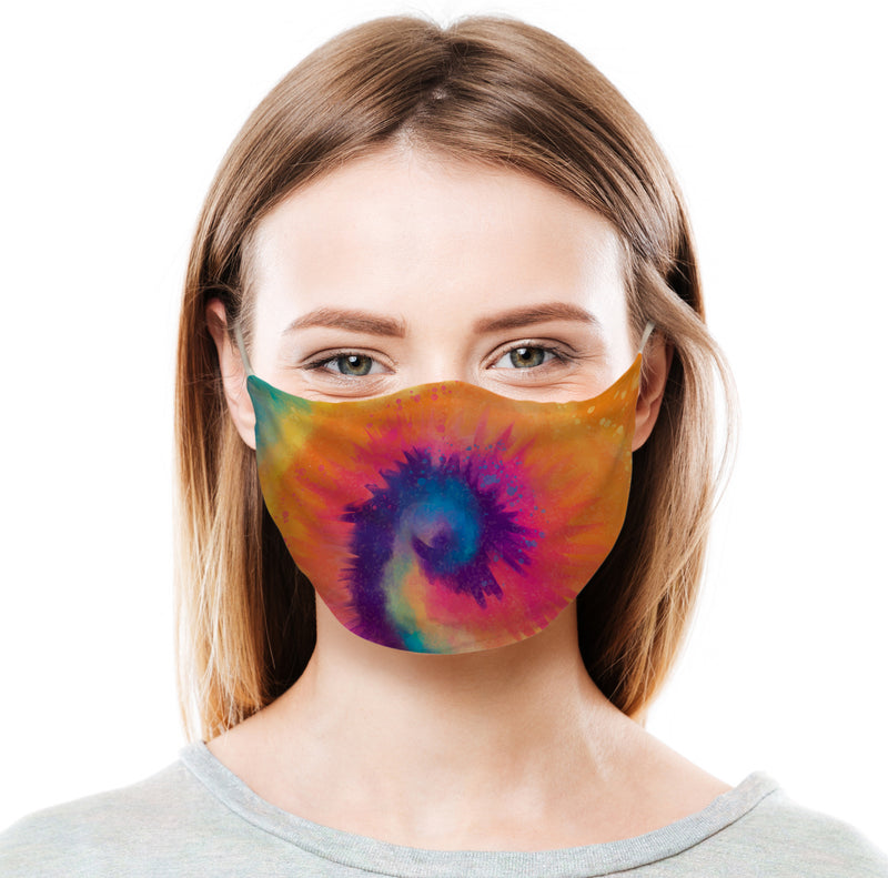 Tie Dye Protective Face Mask