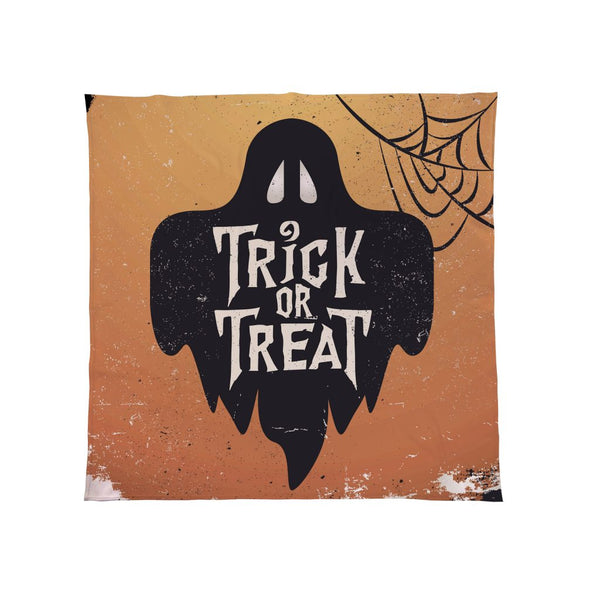 Trick or Treat - Halloween Fleece Throw