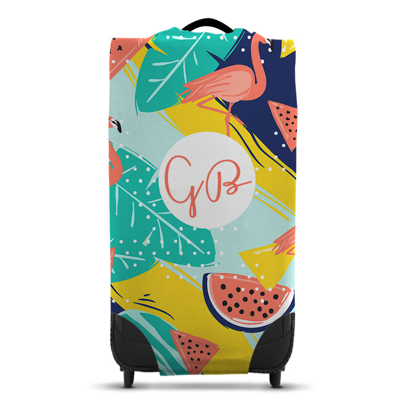 Personalised Tropical CaseSkin - Large