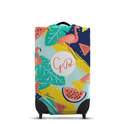 Personalised Tropical CaseSkin - Medium