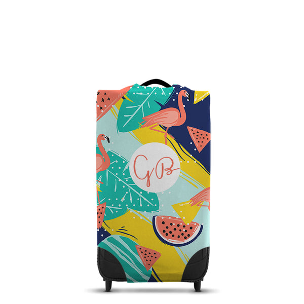 Personalised Tropical CaseSkin - Small