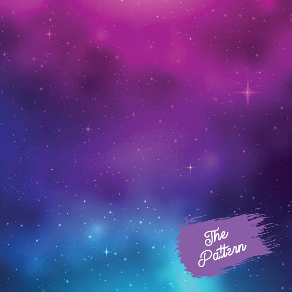 Add 9 Photos - Galaxy - Pillow Case
