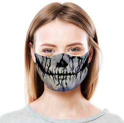 Voodoo Skull Protective Face Mask
