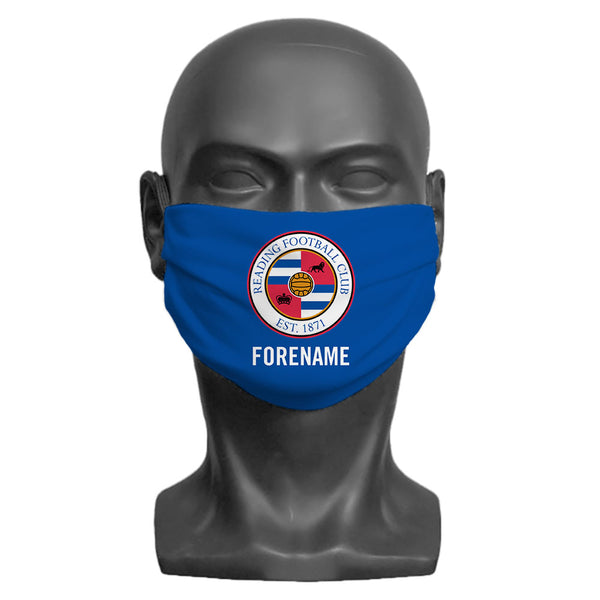 Reading FC Crest Adult Face Mask
