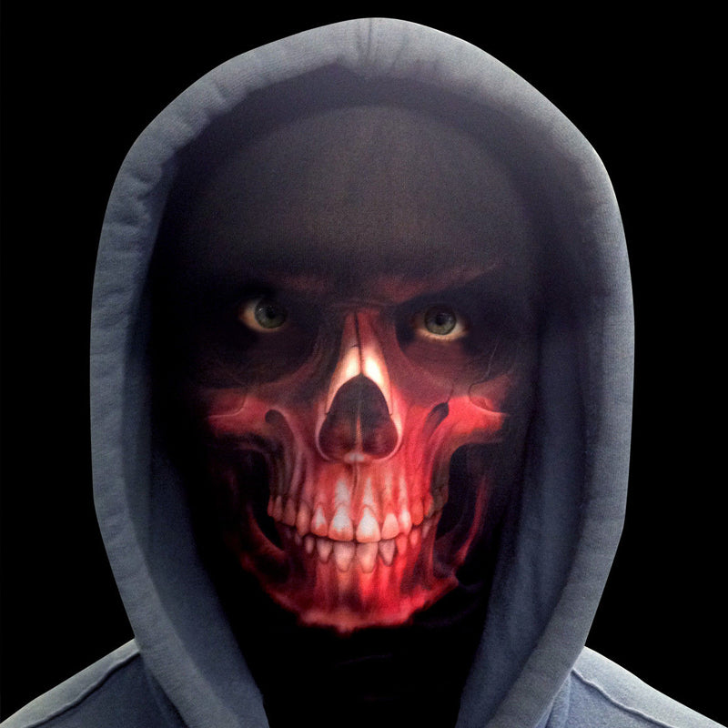 Grim Reaper! - Red - Faceskin