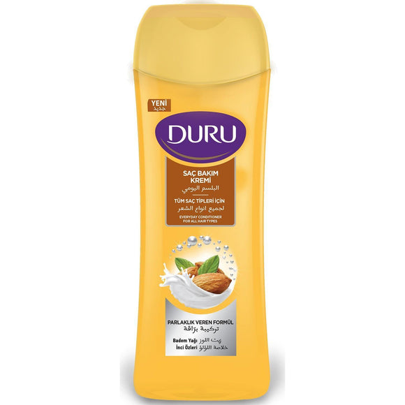 Duru All Hair Type Conditioner (600 ml) / Duru Sac Bakim Kremi 600 ML - Turkish Food Basket