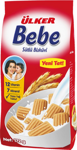 Ulker Bebe Biscuits 400Gr - Turkish Food Basket